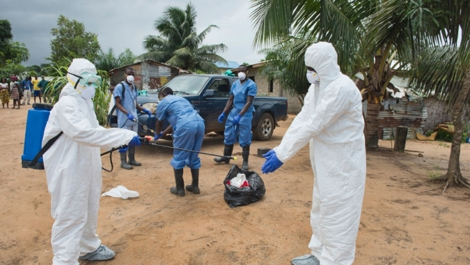EBOLA: Nothilfe in Westafrika