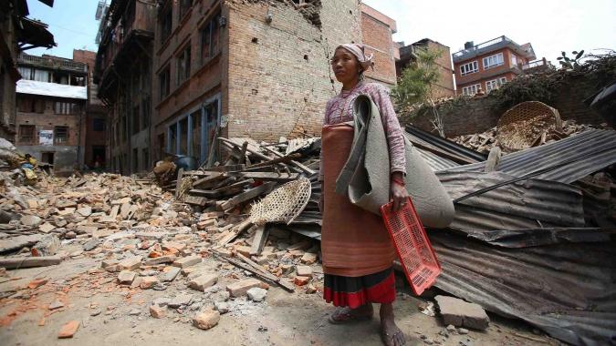 Geschenke der hoffnung nepal
