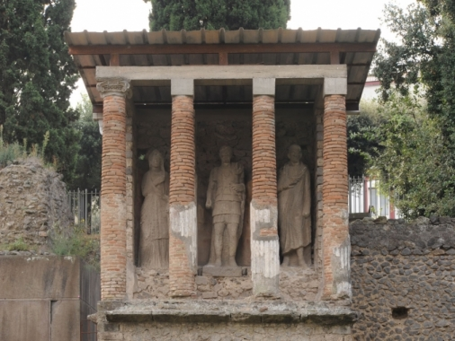 POMPEII SUSTAINABLE PRESERVATION PROJECT