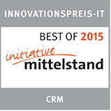 INNOVATIONSPREIS-IT CRM 2015